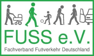Fuß e.V. Fachverband Fußverkehr Deutschland