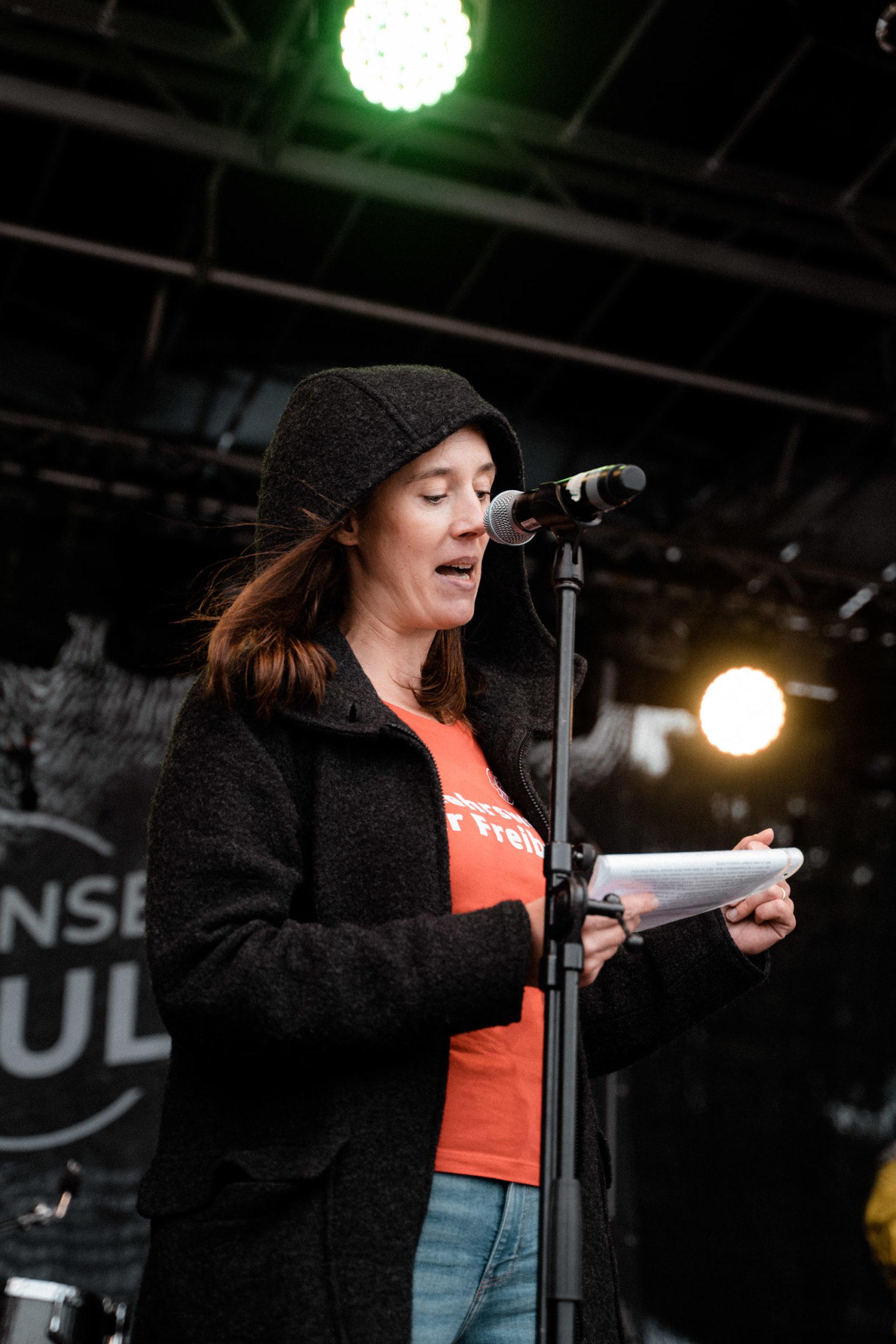 Ingrid Marienthal, FR-Entscheid