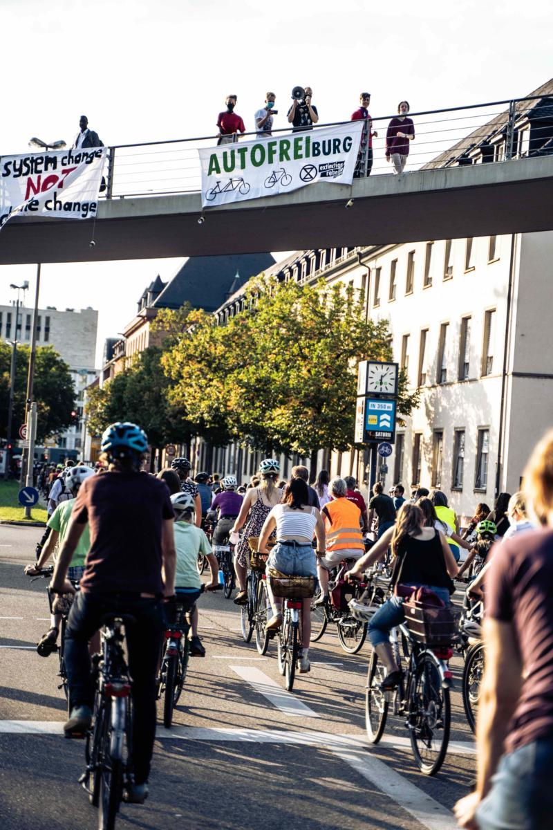 Fridays for Future Freiburg FFFF-Raddemo 9.11. by Lennard Prediger -92